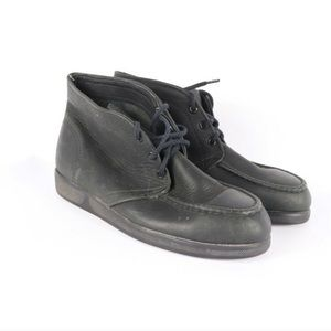 Double H Steel Toe Work Boots American Made Chukka